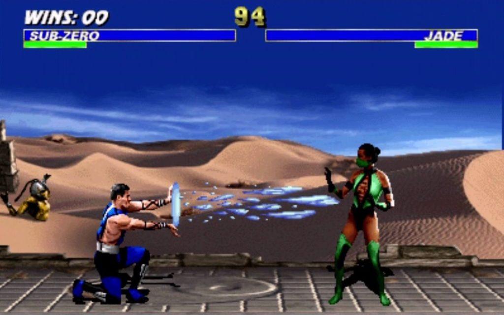 Ultimate Mortal Kombat III