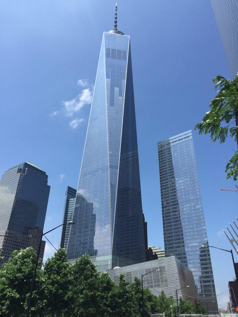 One world Trade Center (Nova Iorque – Estados Unidos)