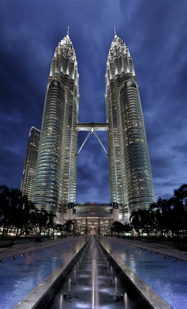 15 – 14 Petronas Twins Towers (Kuala Lumpur – Malásia)