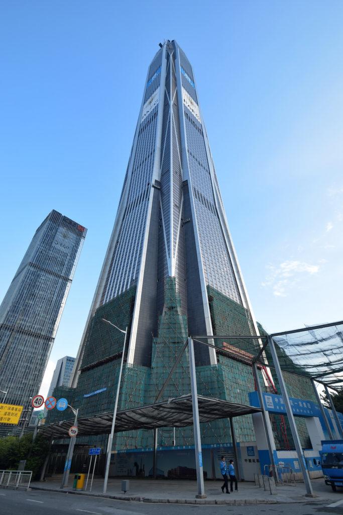 Ping An Finance Centre (Shenzhen – China )