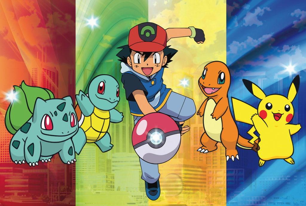 Pokémon(1997 – Atualmente)
