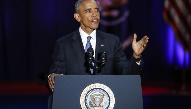 Presidencialismo - Barack Obama