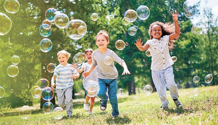 Principais regras de convivência para crianças