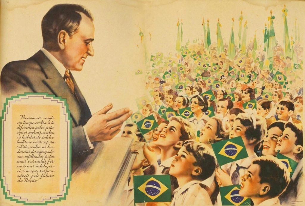 Propaganda do Estado Novo de Vargas