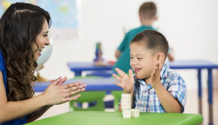 Relatório individual do aluno com necessidades especiais