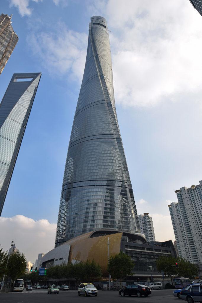 Shanghai Tower (Xangai – China)