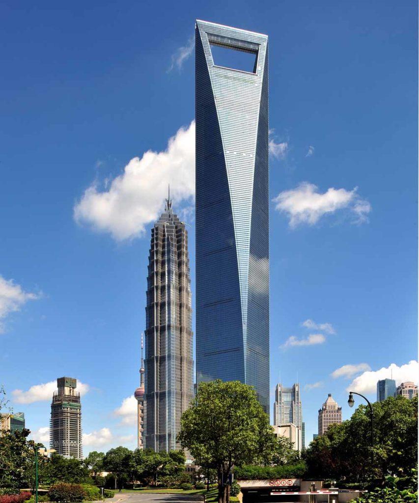 Shanghai World Financial Center (Xangai – China)