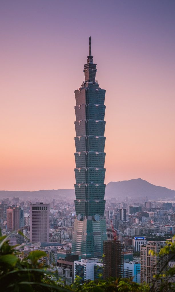 Taipei 101 (Taipei- Taiwan)