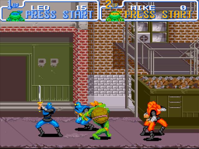 Teenage Mutant Ninja Turtles 4: Turtles In Time