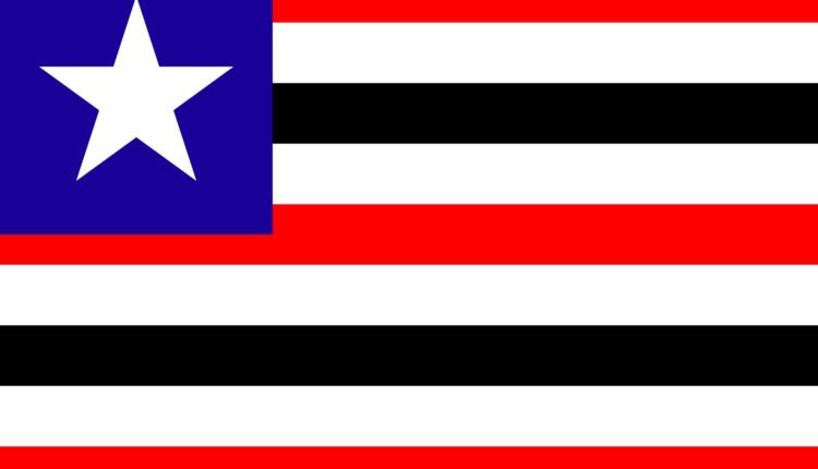 Bandeira do Maranhão - Geografia do Maranhão