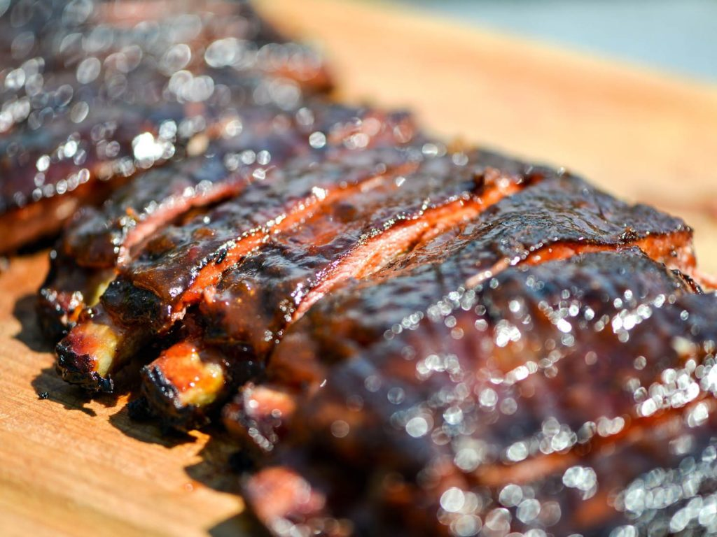 Costela ao Molho Barbecue (Barbecue Ribs)