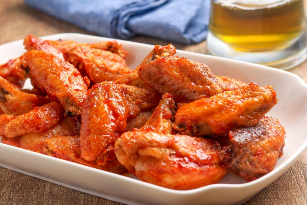 Asinhas de Frango (Buffalo Wings)