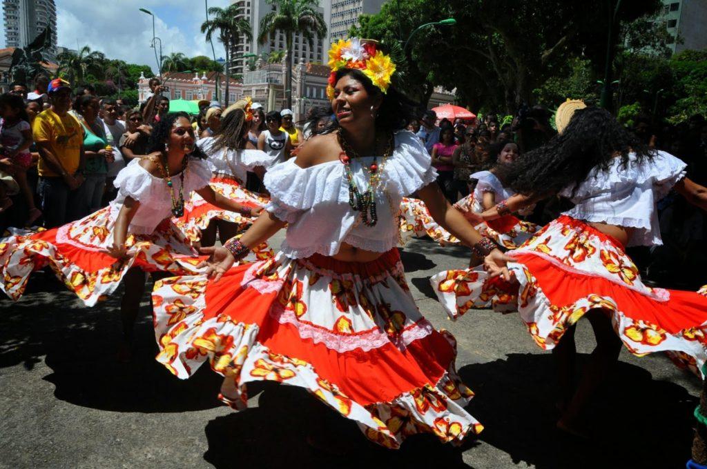 Danças da Região Norte – Carimbó