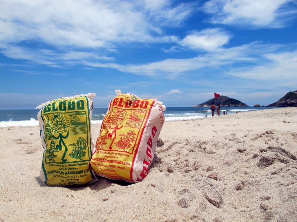 Comidas típicas do Rio de Janeiro - Biscoito Globo