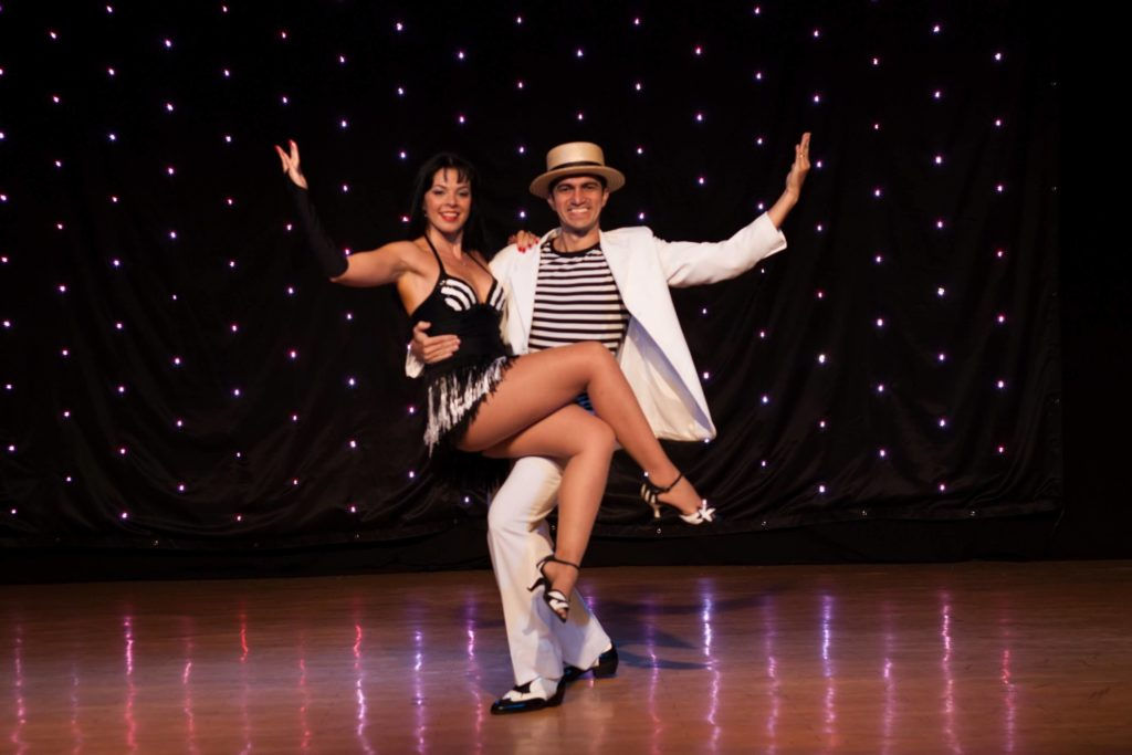 Danças populares brasileiras - samba