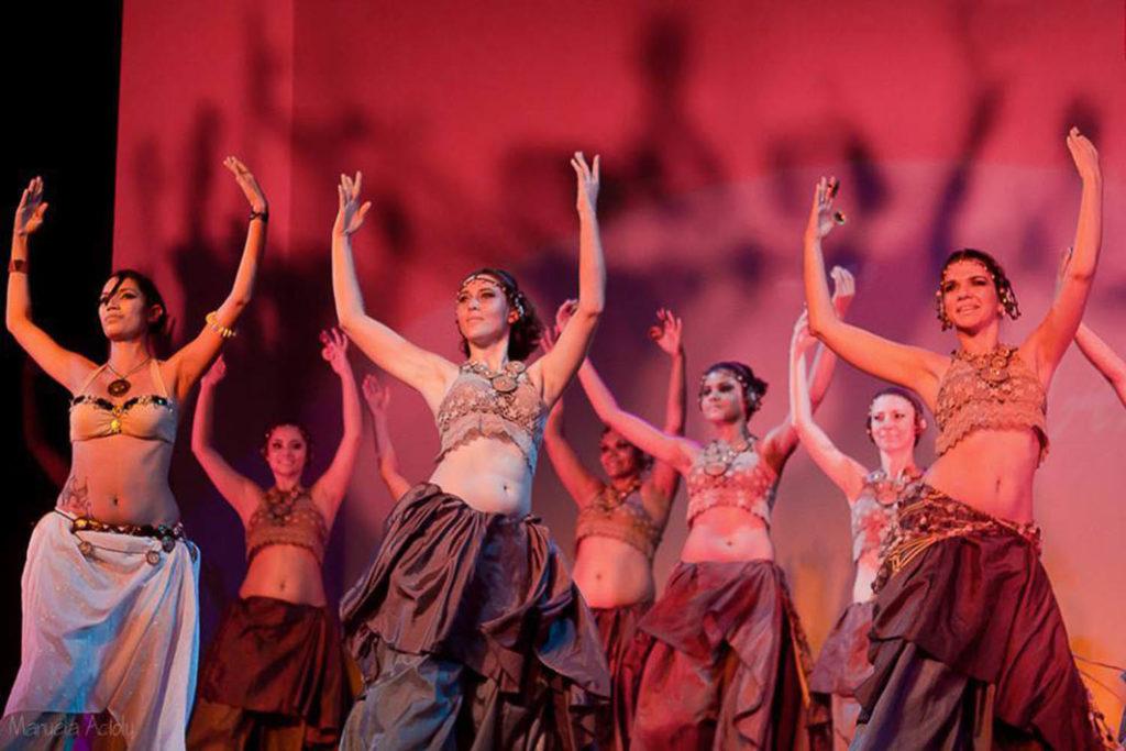 Danças brasileiras - dança do ventre