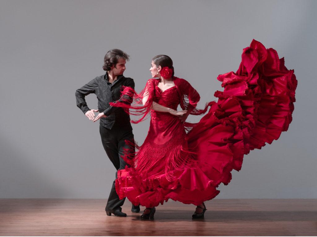 Danças populares do mundo - flamenco