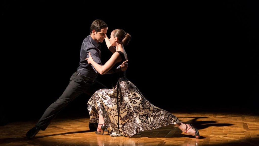 Danças populares do mundo - tango