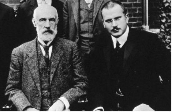 Carl Jung e Sigmund Freud