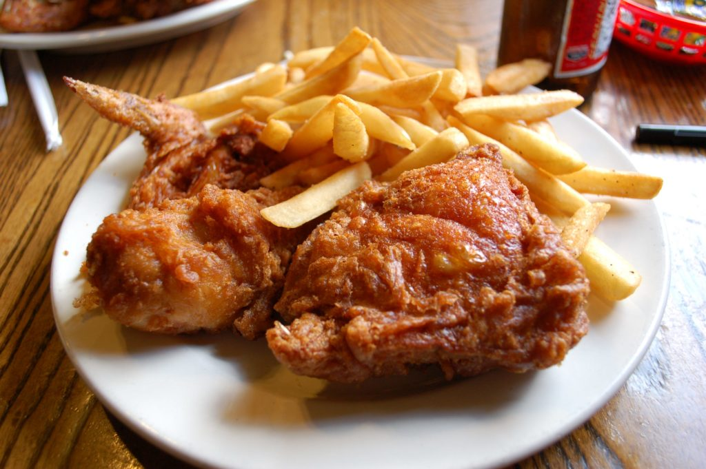 Frango Frito (Fried Chicken)