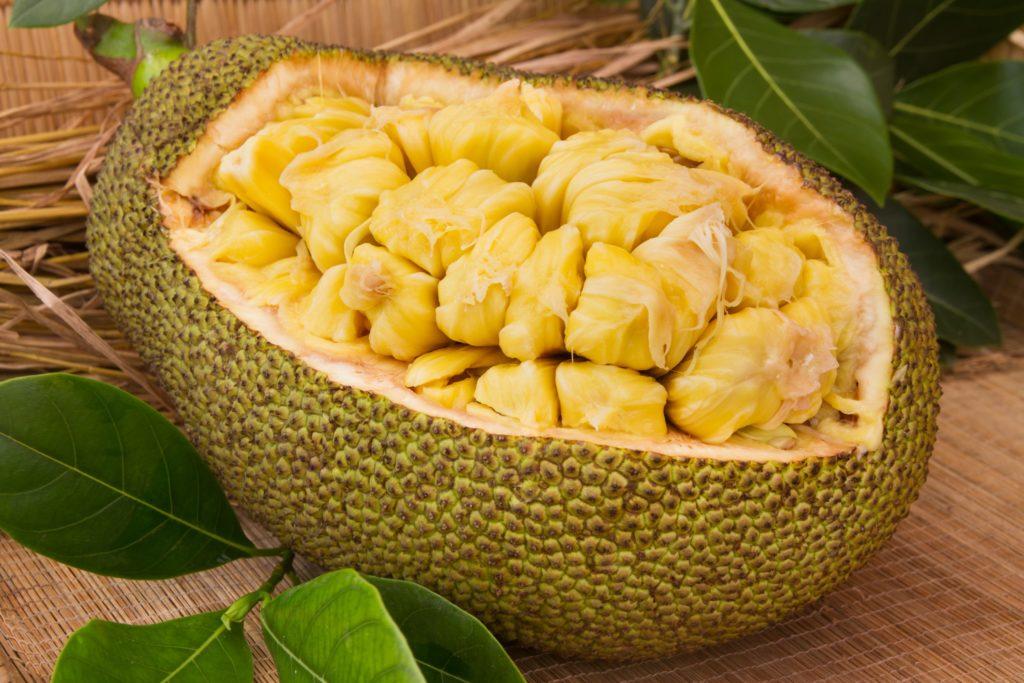 jaca-fruta