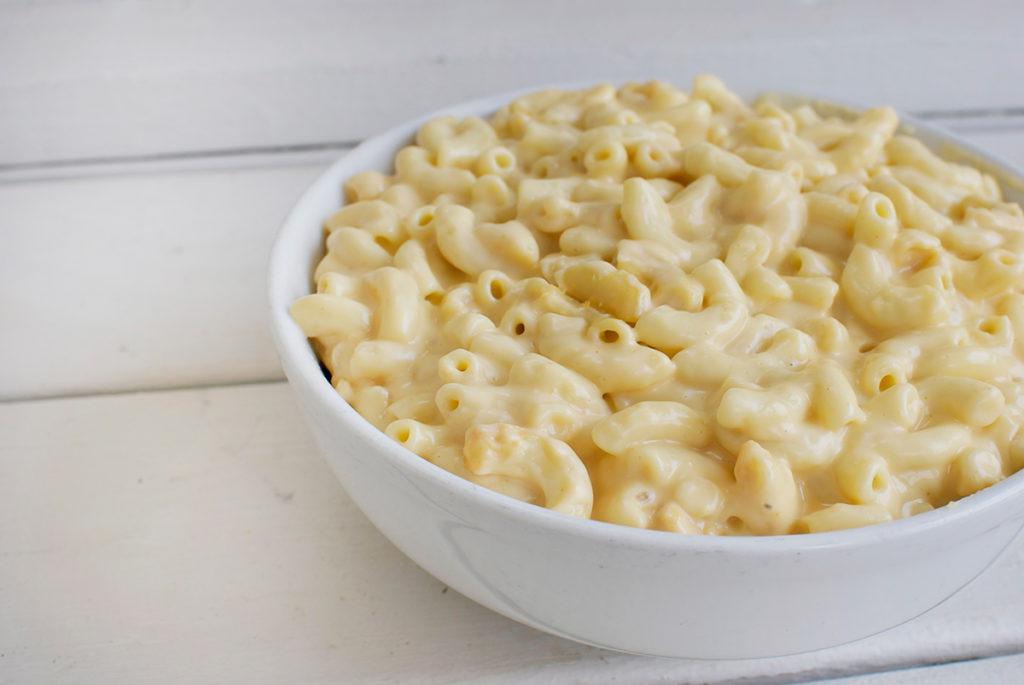 Macarrão e Queijo (Mac n' Cheese)