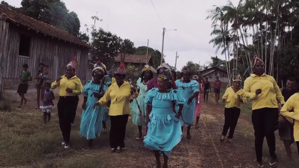 Danças da Região Norte – Mambiré