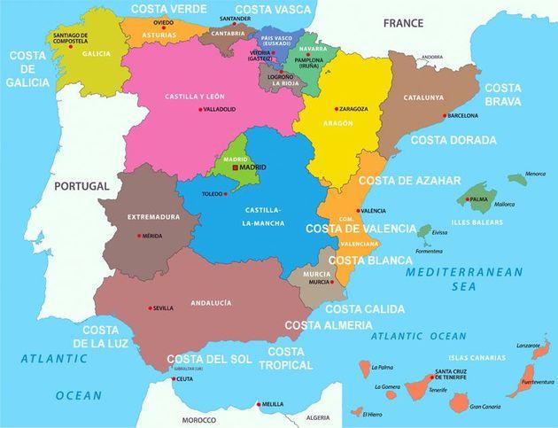 mapa-geográfico-da-espanha