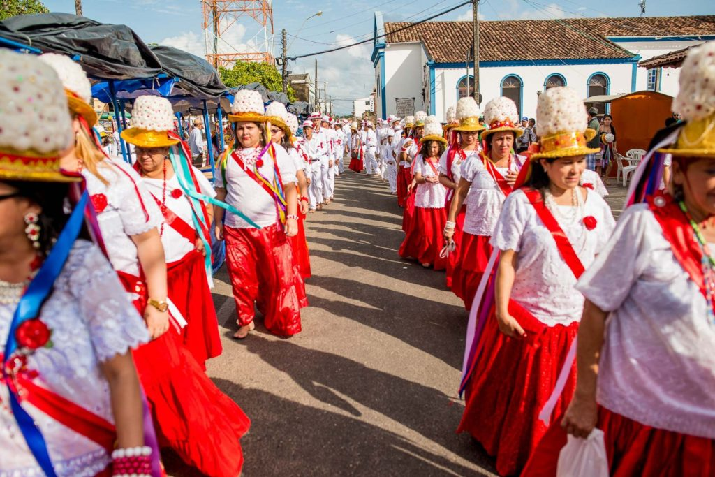 Danças da Região Norte – Marujada