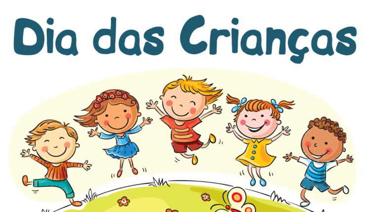 Mural Dia das Crianças