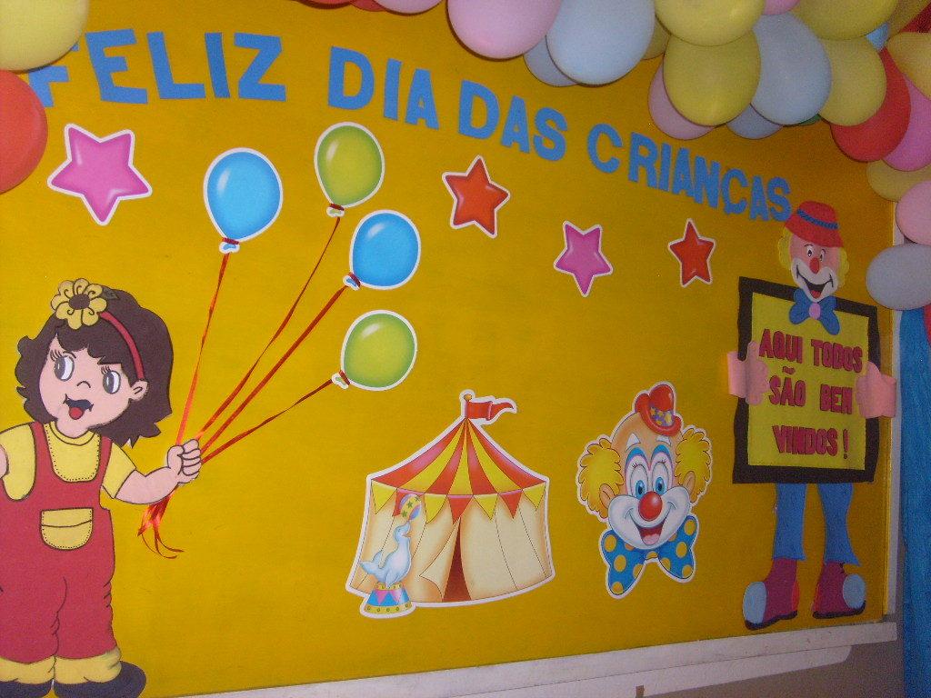 Painel Dia das Crianças – Modelo 8