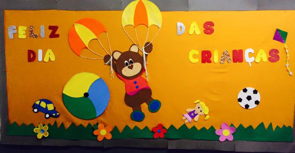 Painel Dia das Crianças – Modelo 3