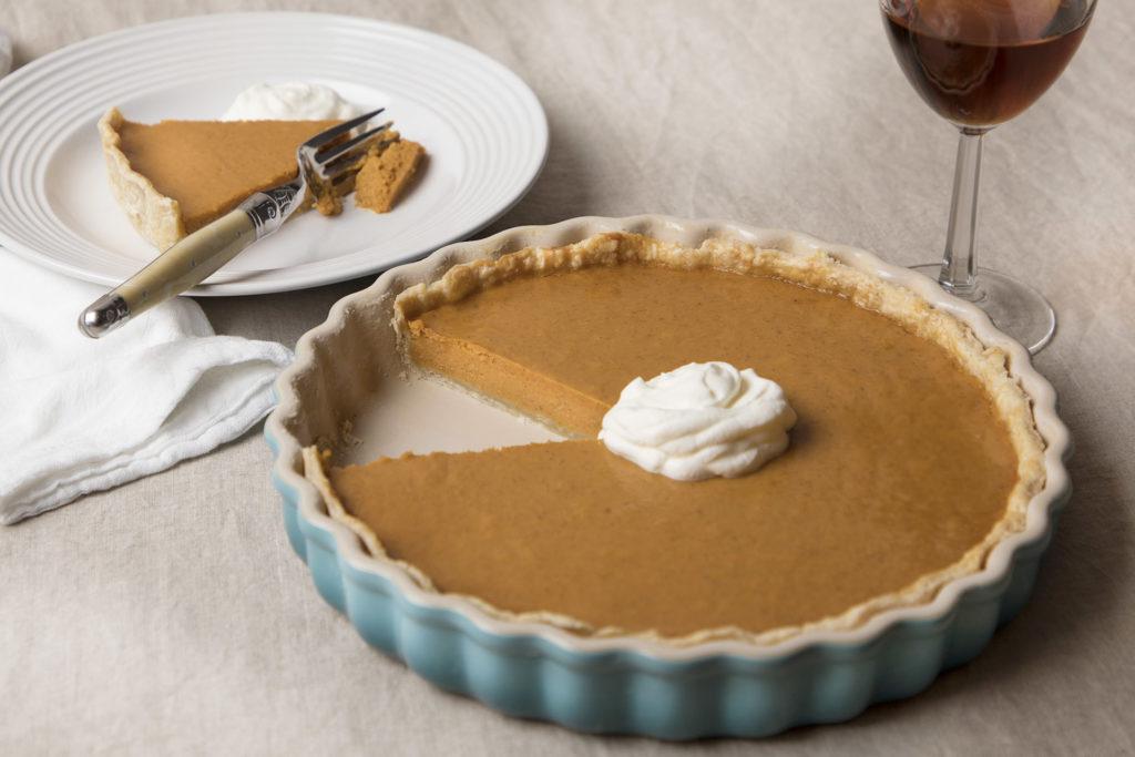 Torta de Abóbora (Pumpkin Pie)
