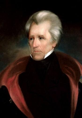 Andrew Jackson (1829 – 1837)