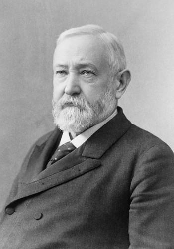 Benjamin Harrison ( 1889 – 1893)
