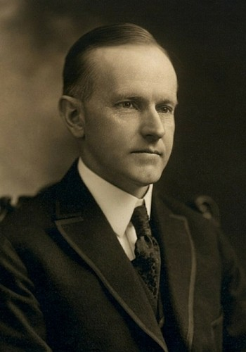 Calvin Coolidge (1923 – 1929)