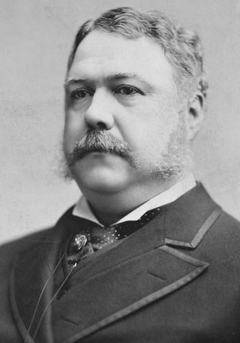 Chester A. Arthur (1881 – 1885)