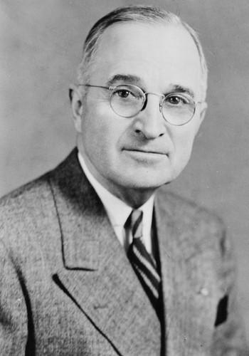 Harry S. Truman (1945 – 1953)