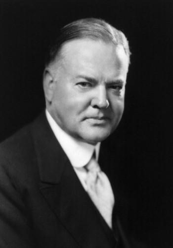 Herbert Hoover (1929 – 1933)