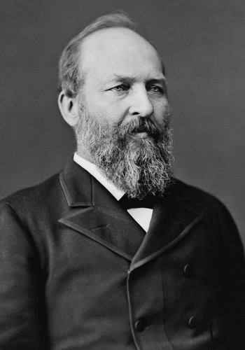 James A. Garfield (1881)