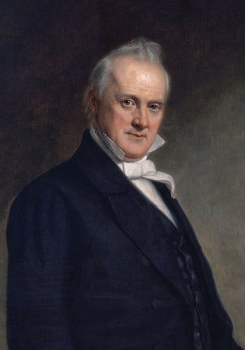 James Buchanan ( 1857 – 1861)