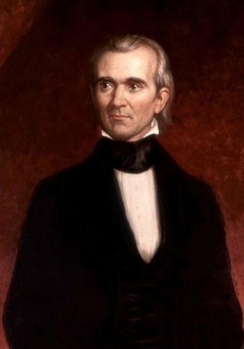 James K. Polk (1845 – 1849)