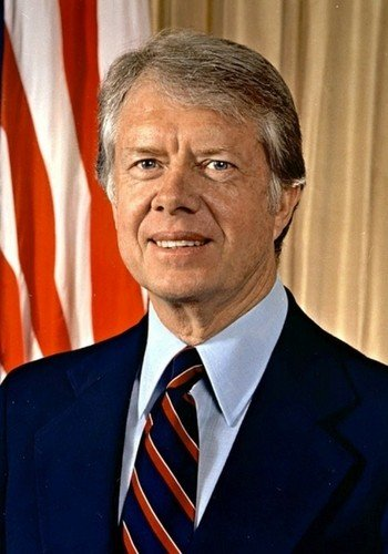 Jimmy Carter (1977 – 1981)