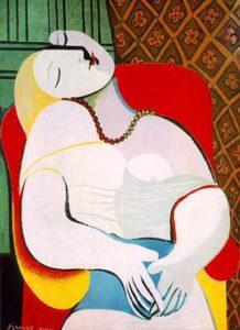 Le Rêve, de Pablo Picasso – US$ 155 milhões (2013)