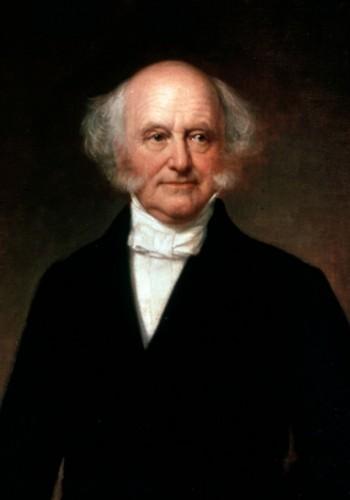 Martin Van Buren (1837 – 1841)