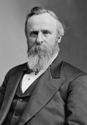 Rutherford B. Hayes (1877 – 1881)