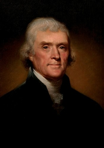 Thomas Jefferson (1801 – 1809)