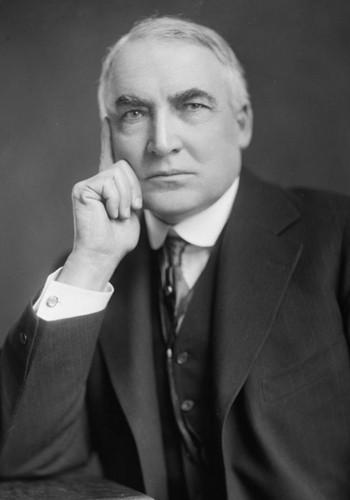 Warren G. Harding (1921 – 1923)