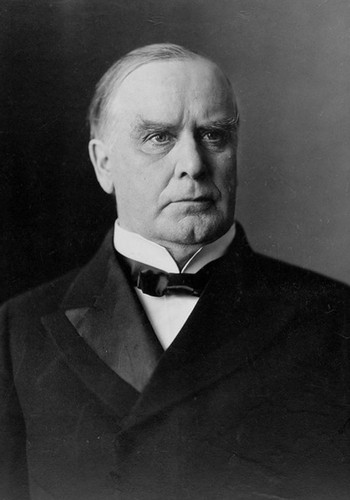 William McKinley ( 1897 – 1901)