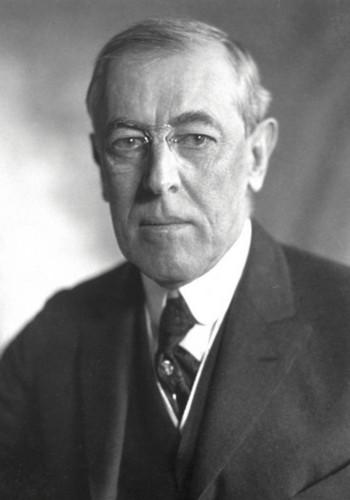 Woodrow Wilson (1913 -1921)